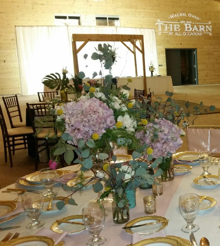 Outdoor Wedding Venues In Ohio: Barn Wedding Venues, Farm Wedding