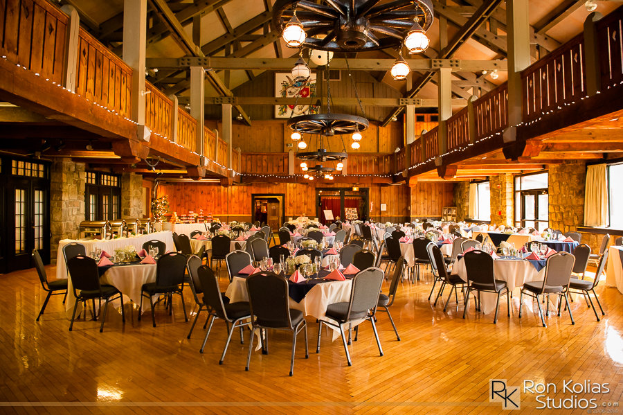 Rustic Wedding Venue In NH Gunstock Mountain Resort
