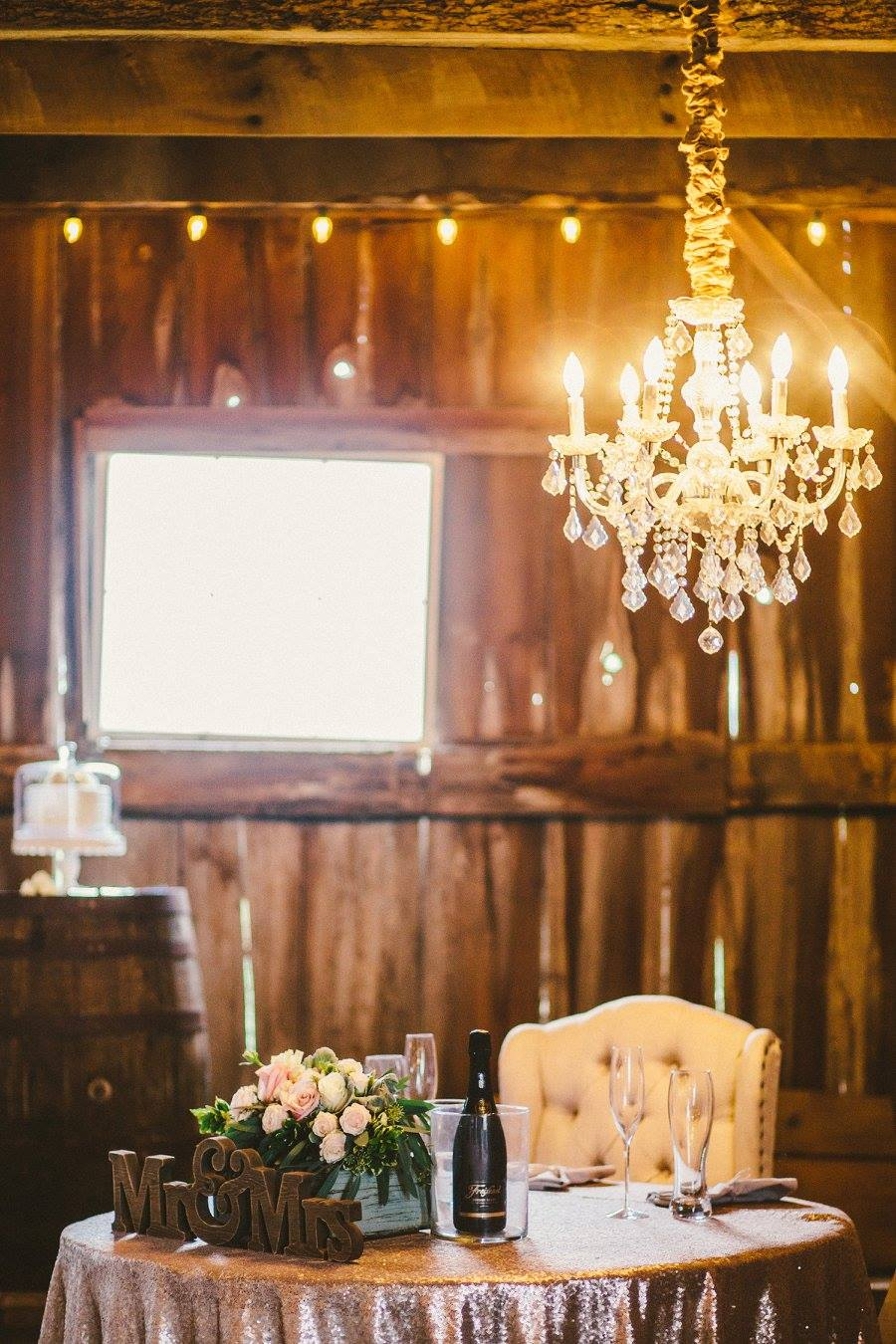 Barn on Boundary - Rustic Wedding Venues in Indiana ...