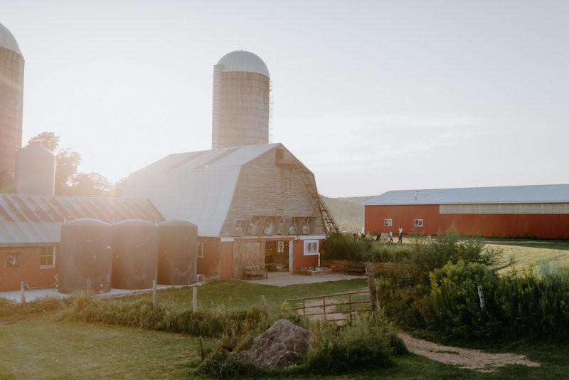 Barn Wedding Venue in New York