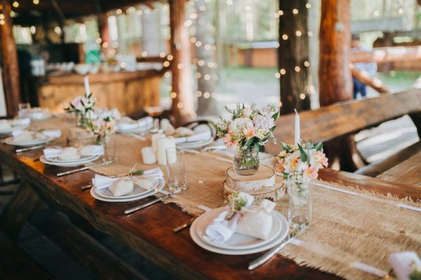 Illinois Rustic Wedding Venues And Vendors Cakes Catering Event Planning Als