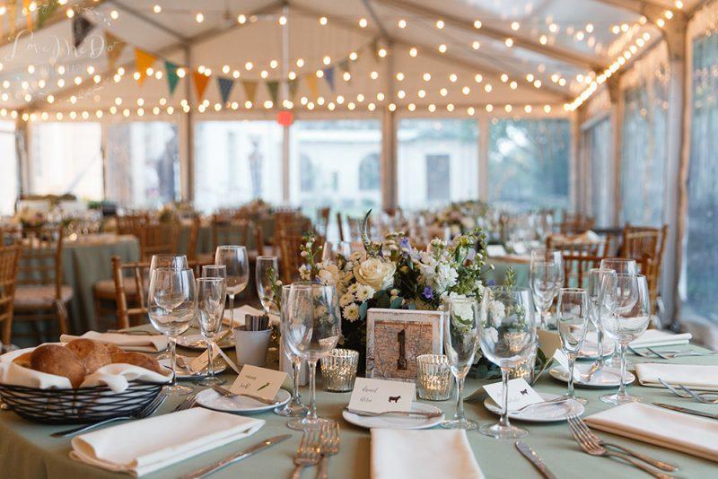 Rustic wedding venue in PA American Swedish Historical Museum