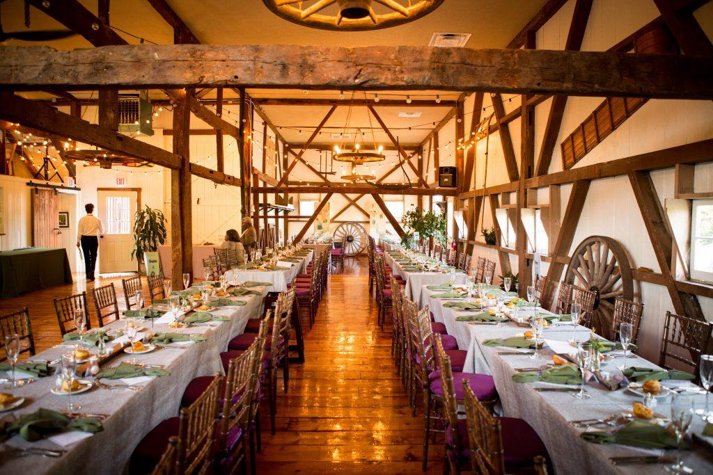 Rustic wedding venue in Pennsylvania MOYO