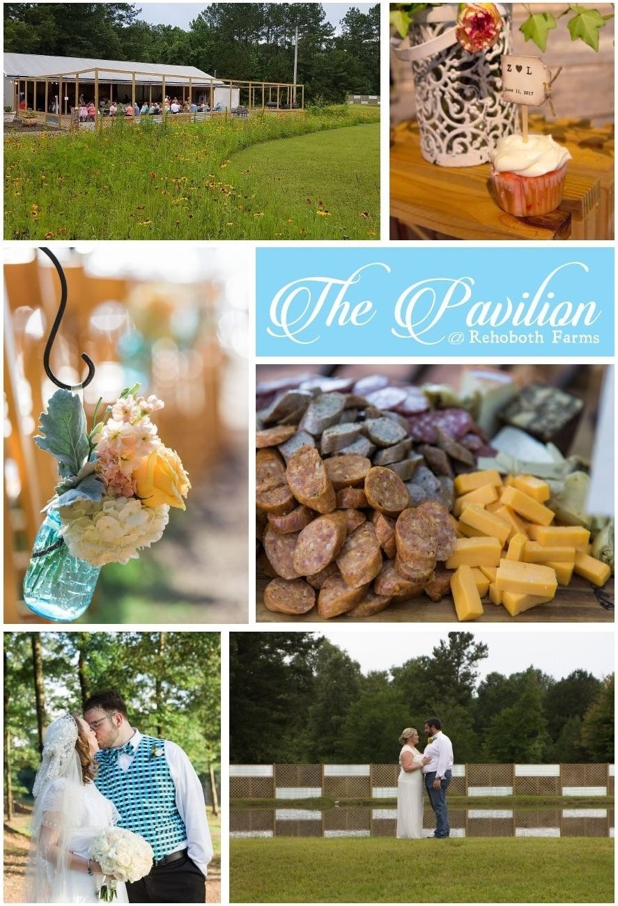 The Pavilion at Rehoboth Farms - Rustic Wedding Venues in ...