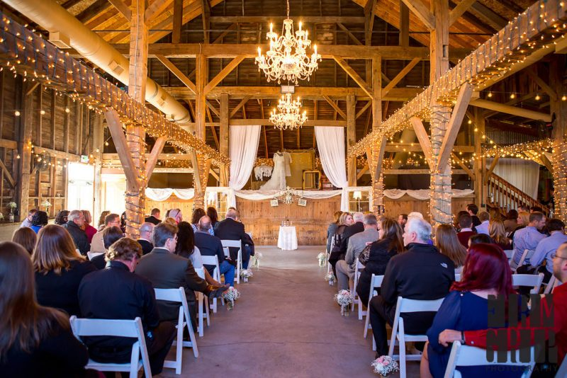 Barn Wedding Venue in Indiana