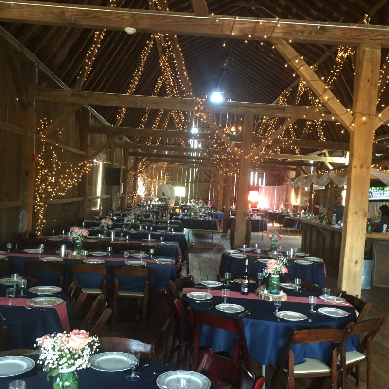 Wisconsin Barn Wedding Venue Villa Buonincontro