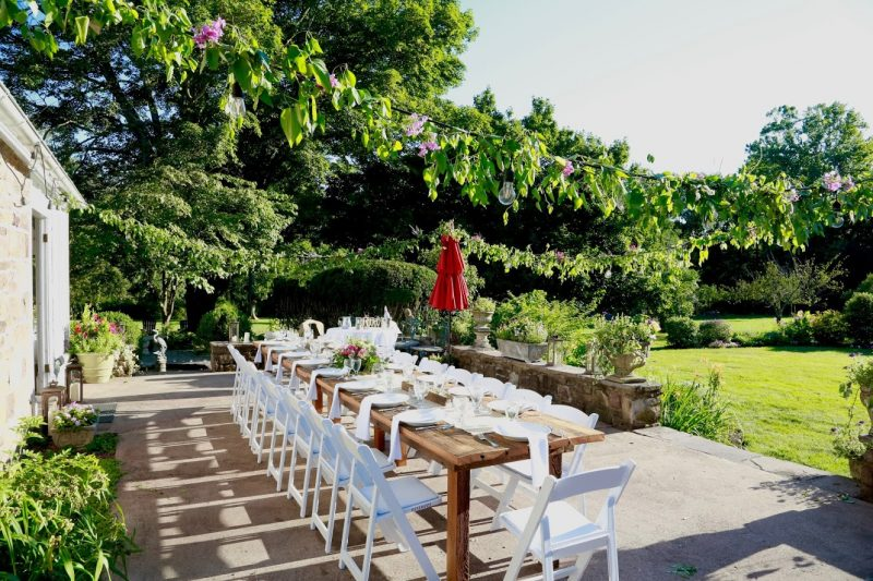 Woolverton Inn - Rustic Wedding Venues in New Jersey ...
