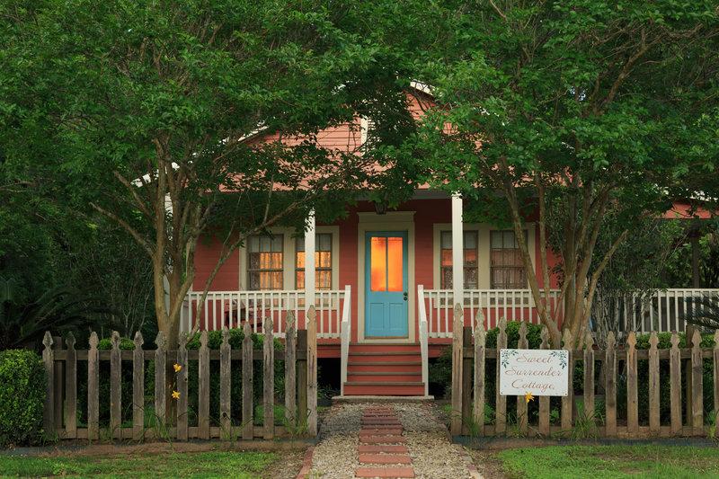 Rustic Wedding Venue in Louisiana