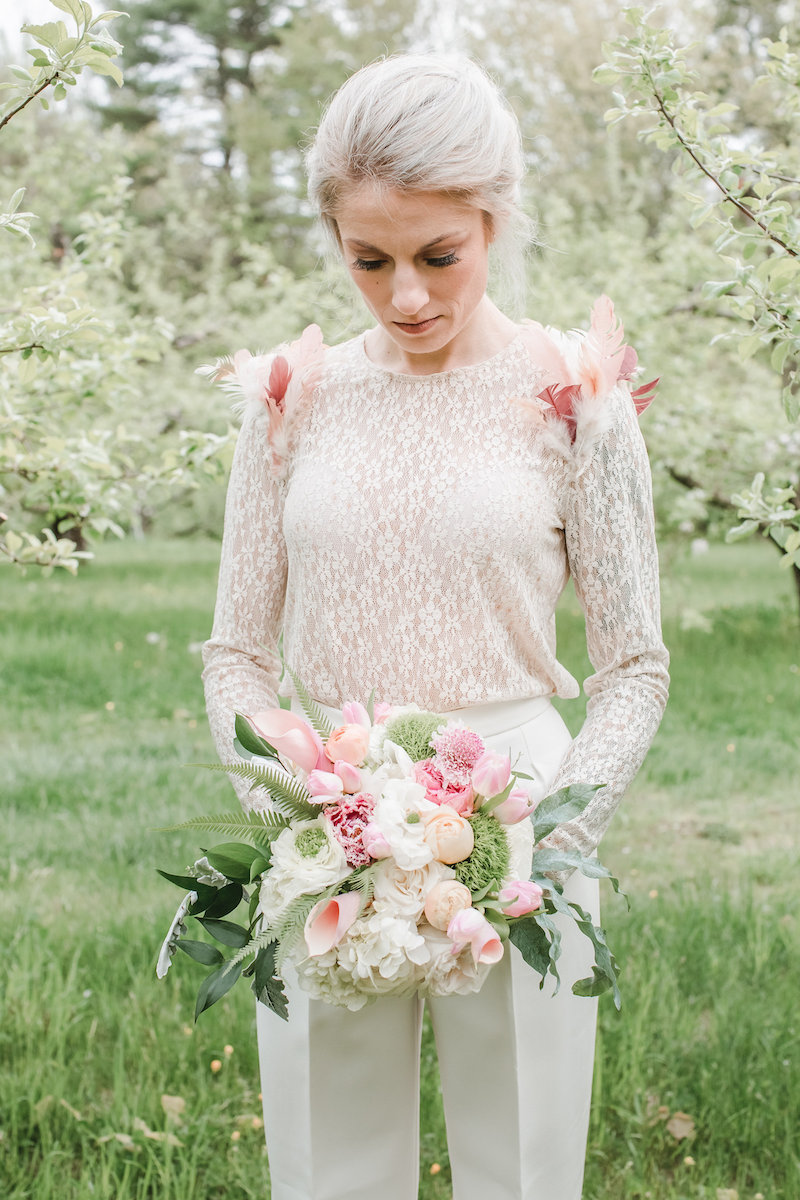 Rustic Wedding Dress Alternatives