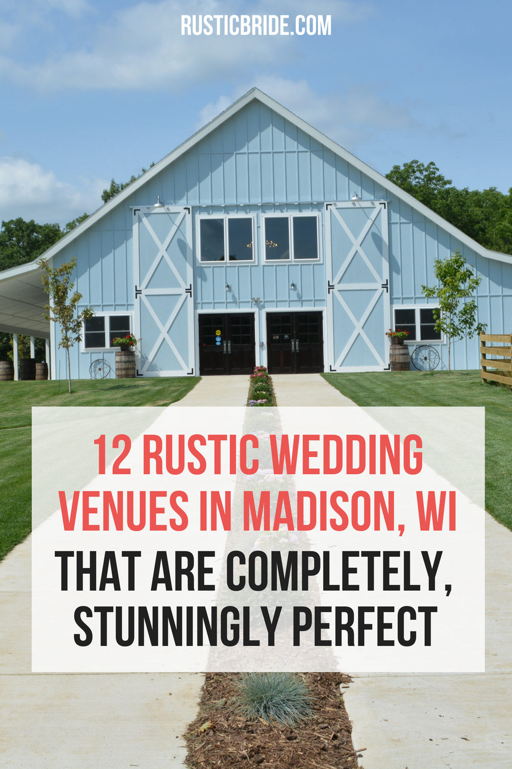 12 Rustic Wedding Venues in Madison, Wisconsin That Are ...