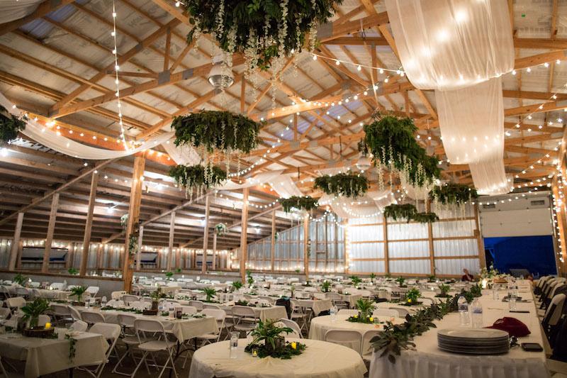 A Magical DIY Wedding At Family Farm In Iowa