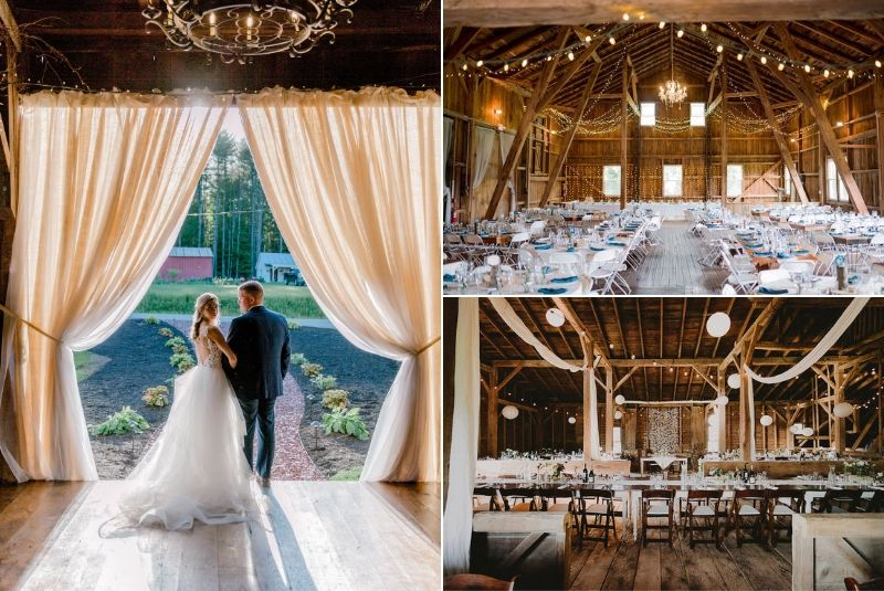 17 New York Wedding Venues for Barn Lovers - Rustic Bride